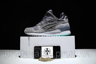 Зимние Кроссовки мужские Asics Gel Lyte III MT SneakerBoot Grey/Grey