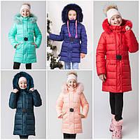 Зимняя куртка для девочки zkd-1