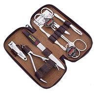 Маникюрные наборы NIEGELON ( 7 инструментов) на змейке