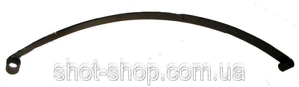 Лист №3 малолистовой рессоры задняя УАЗ 31519.3163