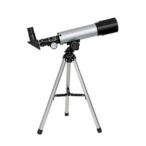 Микроскоп Bresser Junior 300x-1200x + Телескоп 50/350, фото 2
