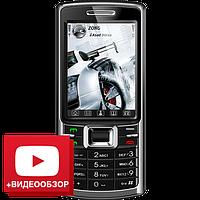 """Китайский телефон Donod D802, сенсорный экран 2.6"""", 2 SIM, 2 карты памяти, ТВ, FM-радио. ГРОМКИЙ ДИНАМИК!"""
