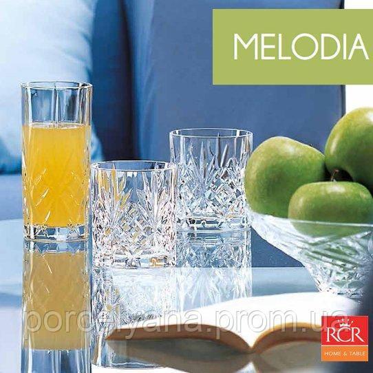Стаканы для виски RCR Melodia 6шт
