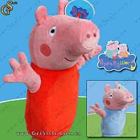 "Куклы на руку - ""Свинка Пеппа"" - 1 шт."