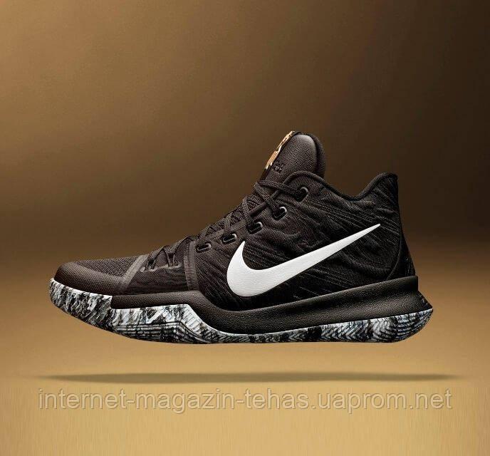 7aceea0fecb6 ☆ Купить Баскетбольные Кроссовки мужские Nike Kyrie 3 BHM EP Black ...