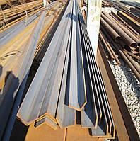 Уголок стальной равнополочный 125х125 мм