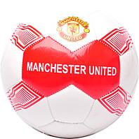 Футбольный мяч Manchester United №5