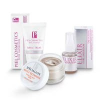 Piel Cosmetics -  Комплекс Проблемная кожа (Крем для проблемной кожи BASIC TREAT 50ml +  Маска для проблемной кожи Specialiste ANTI-BLEMISH 50ml +