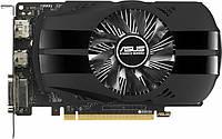 Видеокарта Asus PCI-Ex GeForce GTX 650 1024MB GDDR5 (128bit) (1071/5000) (1xDVI, 1xVGA, 1xHDMI) OEM (б/у)