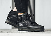 Кроссовки мужские Nike Special Field Air Force 1 Mid Tiger Camo