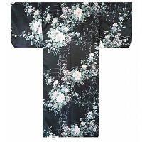 Женское кимоно (100% атлас)