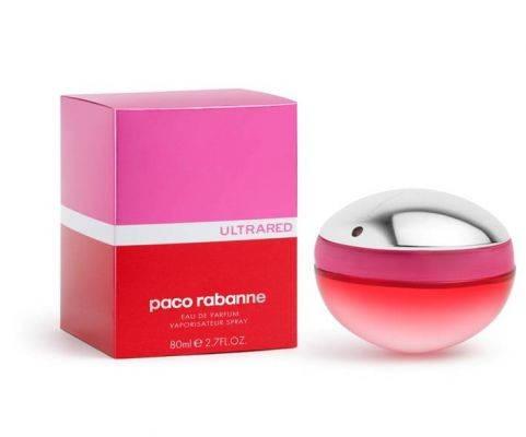 Paco Rabanne Ultrared парфюмированная вода 80 ml. (Пако Рабан Ультраред), фото 2