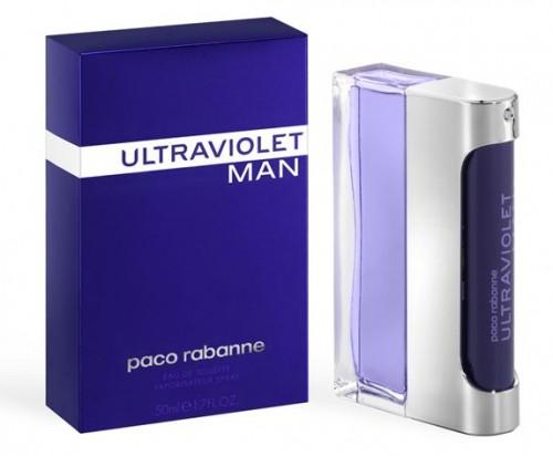 Paco Rabanne Ultraviolet Man туалетная вода 100 ml. (Пако Рабан Ультрафиолет Мен)