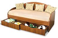 Кровать с ящиками в детскую СОФА-11 (16)