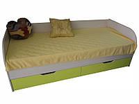 Кровать в детскую с ящиками СОФА-7 (16)