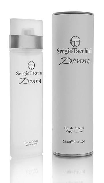 Sergio Tacchini Donna туалетная вода 75 ml. (Серджио Тачини Донна)