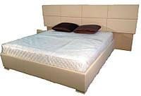 Кровать с широким изголовьем 301 (71)