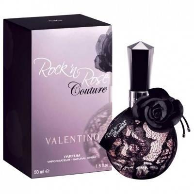 Valentino Rock'n Rose Couture парфюмированная вода 90 ml. (Валентино Рок'н Роуз Кутюр), фото 2