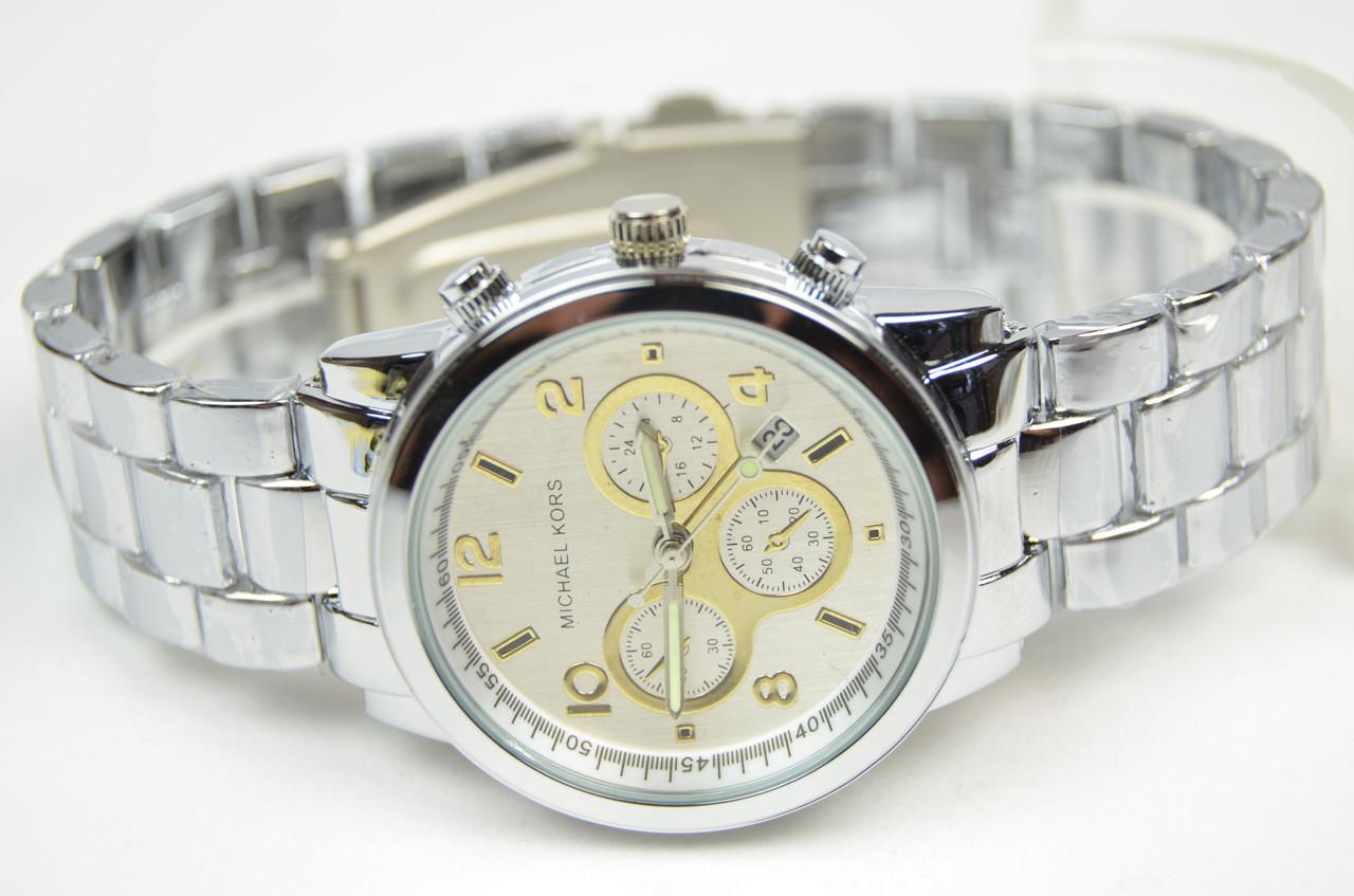 Женские наручные часы MK Silver