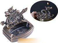 Пепельница Дракон (Обычное пламя) №3104SO