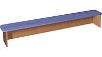 Лавка для сидения односторонняя ДУ-ЛО/1200 (103)