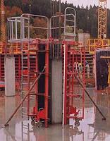 Аренда опалубки колон системы Quattro(Кватро)