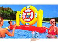 Надувной набор - игра на воде Мишень, от 6 лет Intex 56509NP