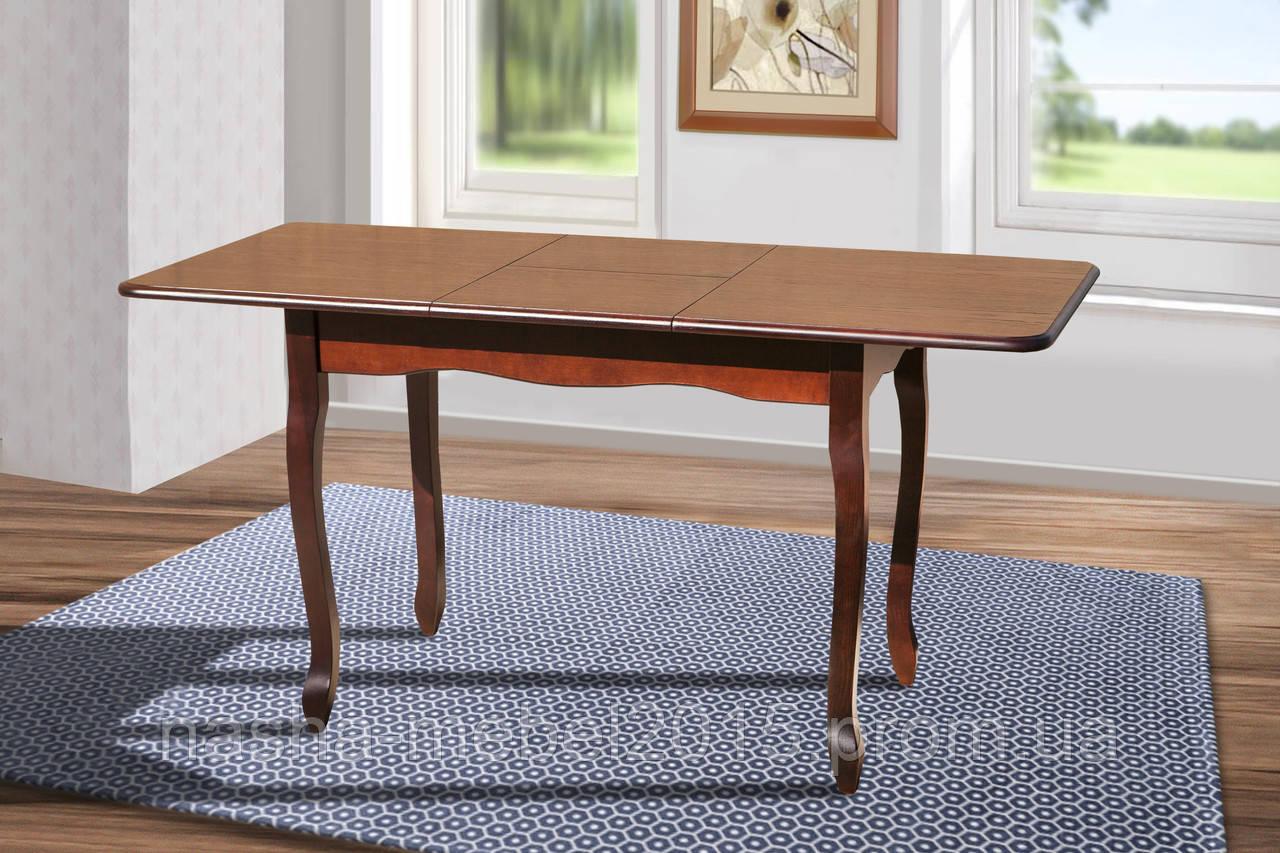 Стол обеденный деревянный Лидер