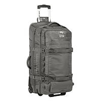 Сумка-рюкзак на колесах Granite Gear Cross Trek Wheeled 131 Flint/Сhromium