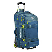 Сумка-рюкзак на колесах Granite Gear Cross Trek Wheeled 78 Bleumine/Blue Frost/Neolime
