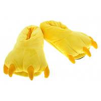 Лапки желтые