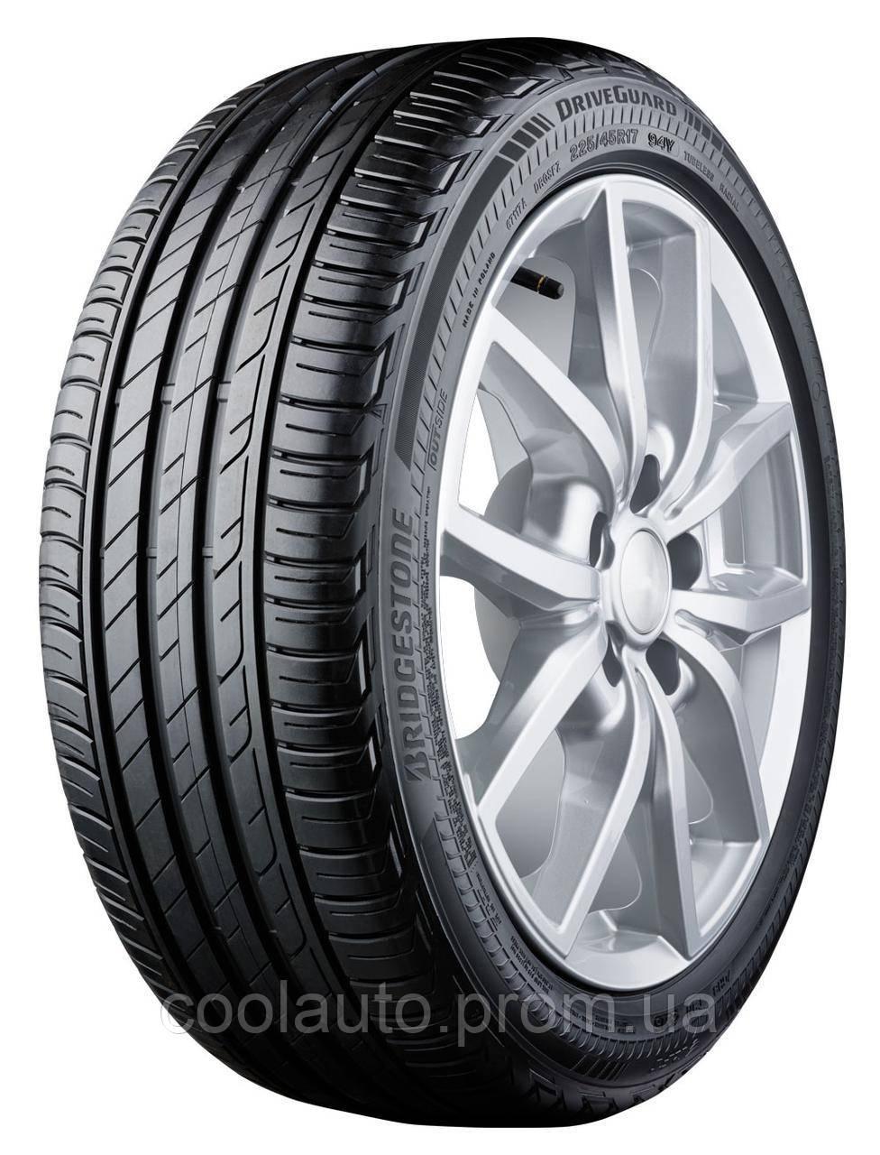 Шины Bridgestone DriveGuard 205/55 R16 94W XL Run Flat