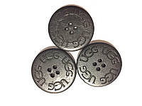 Пуговички UGG Buttons Black