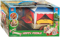 "Кукольный набор Happy Family ""Карета"" 012-06"