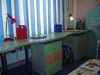 Стол для двоих детей ГОРОДОК-18 (16)