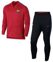 Тренировочный костюм Nike Dry FC Barcelona 2017-2018 Squad Tracksuit 854341 660