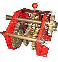 Механизм передач 108.00.2020Б-08-2Т передач привода вала высевающих зерновых аппаратов (СЗ-3,6, СЗ-5,4)