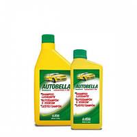 Autobella с воском 1L. способствующий образованию обильной пены и удалению остатков масла, смога и бензина.