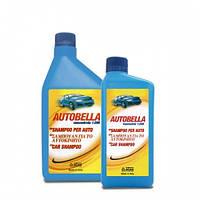 Autobella 1L. способствующий образованию обильной пены и удалению остатков масла, смога и бензина.
