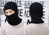 Шапка - балаклава, шапка - маска