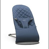 Кресло-шезлонг BabyBjorn Balance Midnight blue Mesh 6015