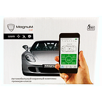 Автосигнализация Magnum GSM M 825 с GSM модулем