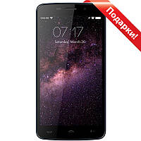 "☞Смартфон 5.5"" HOMTOM HT17 Pro, 2GB+16GB Синий 4 ядра камера 8Мп Sony Exmor 3000mAh Android 6"