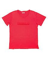 Яркая летняя футболка фирмы Byblos для мальчика.