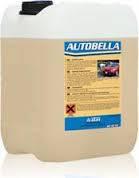 Autobella 10кг. способствующий образованию обильной пены и удалению остатков масла, смога и бензина.