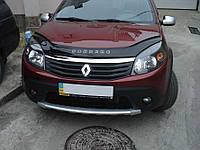 Дефлектор капота VIP TUNING Renault Sandero с 2008 г.в.