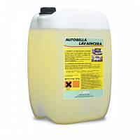 Autobella с воском 10кг. способствующий образованию обильной пены и удалению остатков масла, смога и бензина.