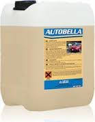 Autobella 25кг. способствующий образованию обильной пены и удалению остатков масла, смога и бензина.М Atas