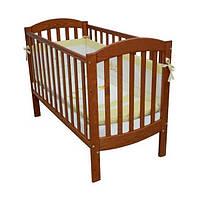 Детская кроватка Соня ЛД10, ольха 10.3.02 ТМ: Верес