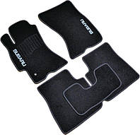 Коврики салона ворсовые Subaru Legaсy/Outback (2003-2009) /Чёрные, кт 5шт AVTM